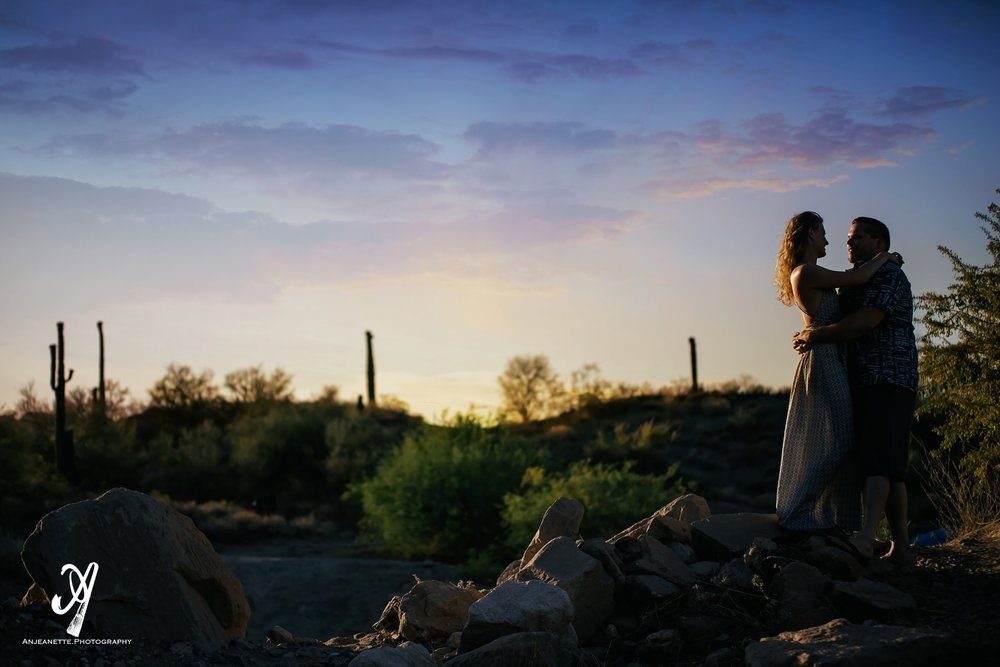 peoria phoenix az engagement pictures photographer near arizona anjeanette photography couple portraits