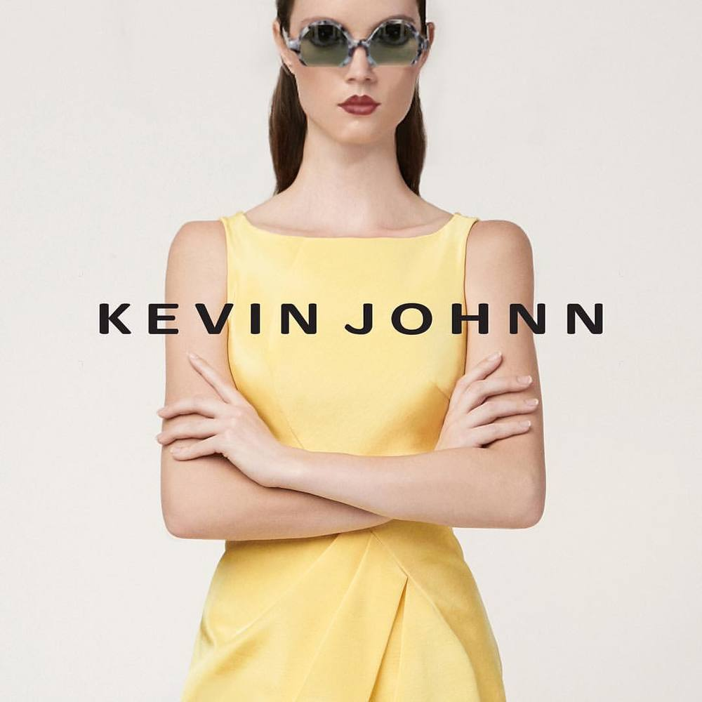 STAY GOLD, IN THE NEW KEVIN JOHNN SPRING SUMMER 2016 COLLECTION #KevinJohnn #SS2016 #nyfw #Spring #Summer