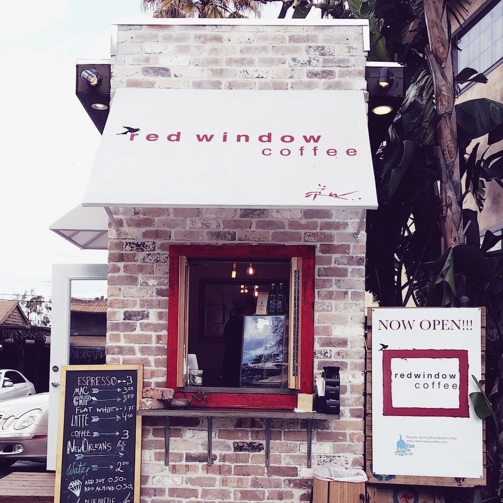 Red Window Coffee
