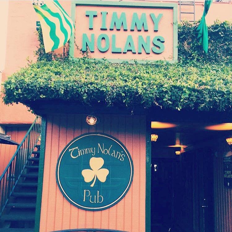 Timmy Nolans