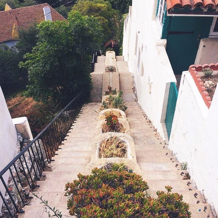 Beachwood Stairs