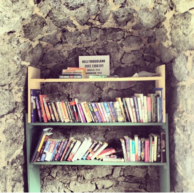 Hollywoodland Free Library