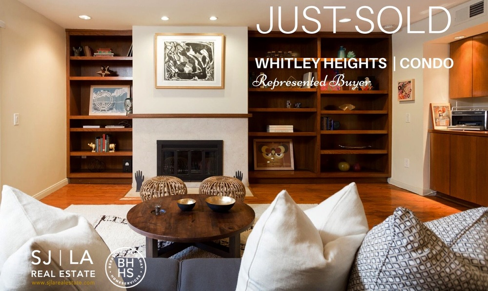 WHITLEY HEIGHTS CONDO FOR SALE