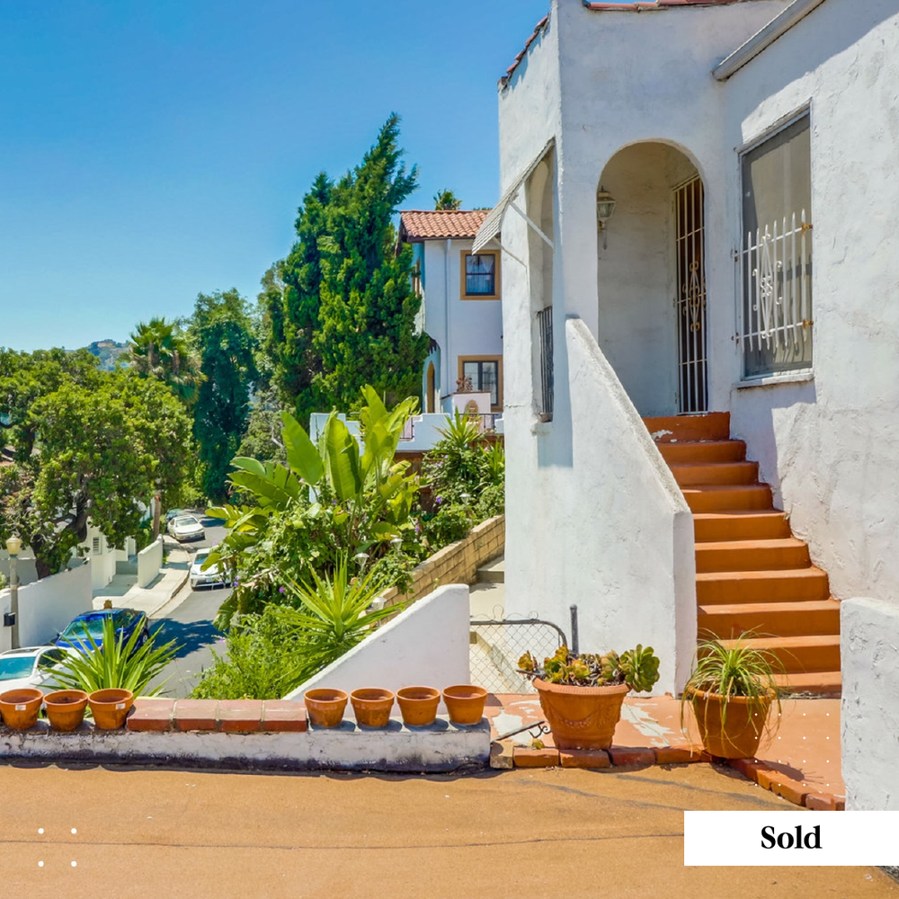 Hollywood Hills | Represented Seller