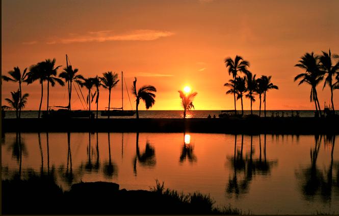 Sunset at Waikoloa.png