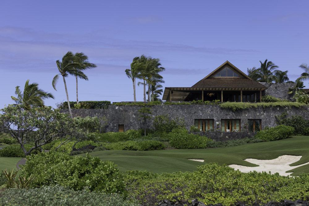 The Kohanaiki Clubhouse