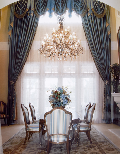 Tuscan Villa Example Cathy S Interior Designs