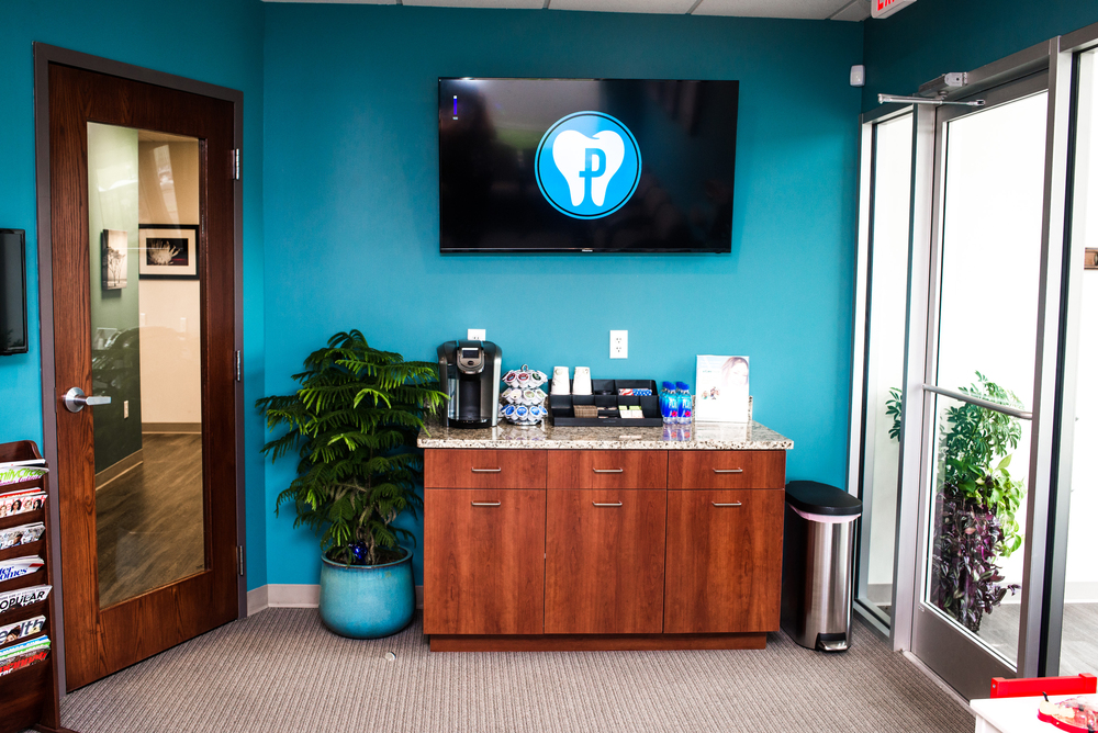 Peter Family Dentistry Waiting Room