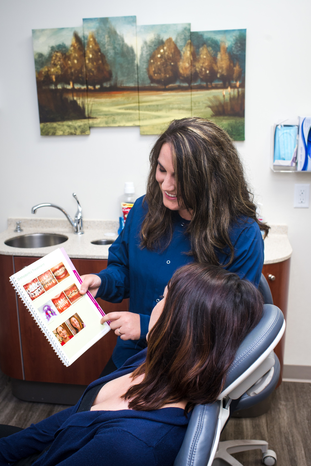 Manage periodontal disease with help from Independence's best dentist, Dr. Peter of Peter Family Dentistry.