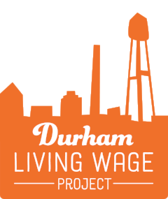 Members of Durham Living Wage Project