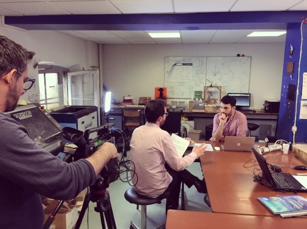 MOOC interview, Makerspaces for education