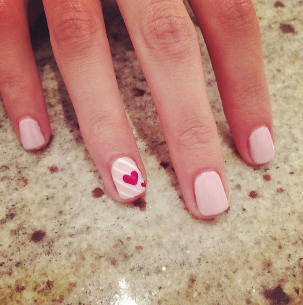 CND Shellac Manicure
