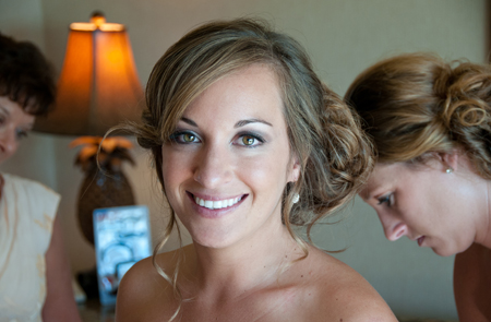 San Diego Wedding Makeup