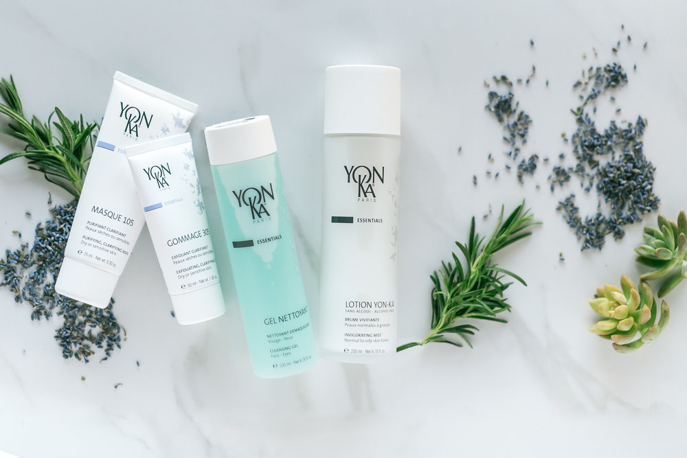 Yonka Skincare Products