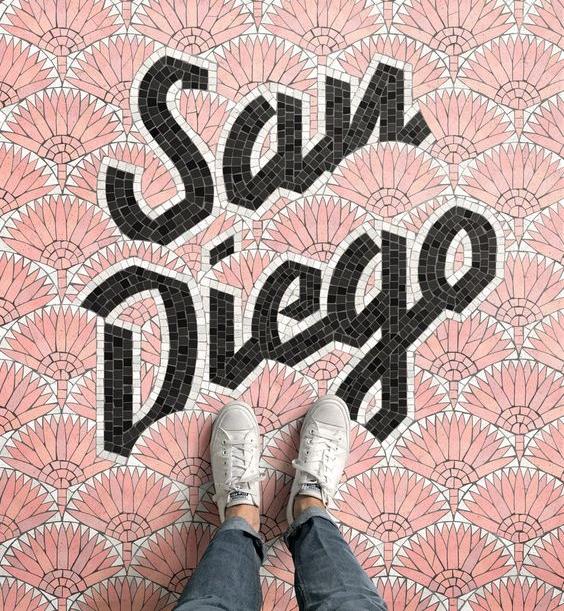 Summer San Diego