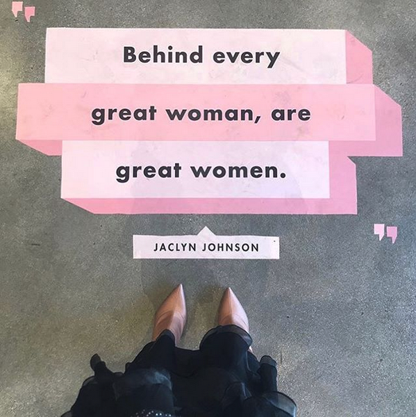 Great Women Quote