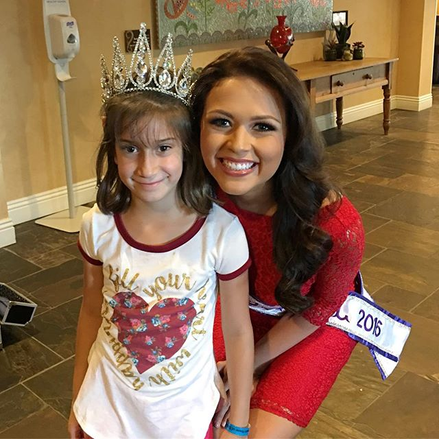 Check out this True Beauty from the Ronald McDonald House of Greater Dallas! She's a great big sister and loves dressing like a Princess.