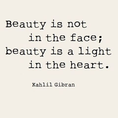Where are you finding your definition of beauty?