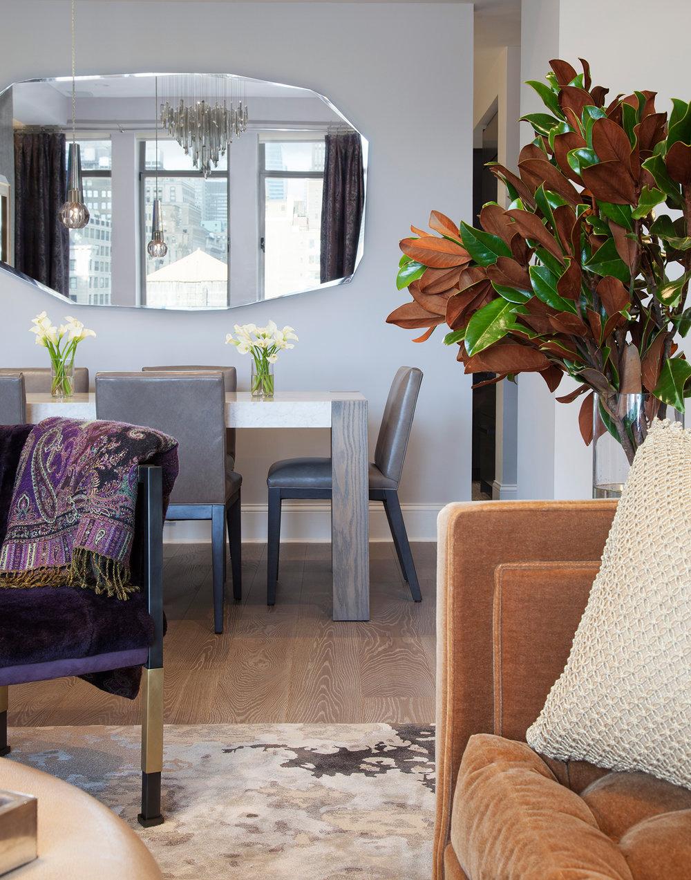 interior Design Photography in New York By Jonathan R. Bevkerman Design By Evelyn Benatar 7th Ave_Living Room Vinette 05.jpg