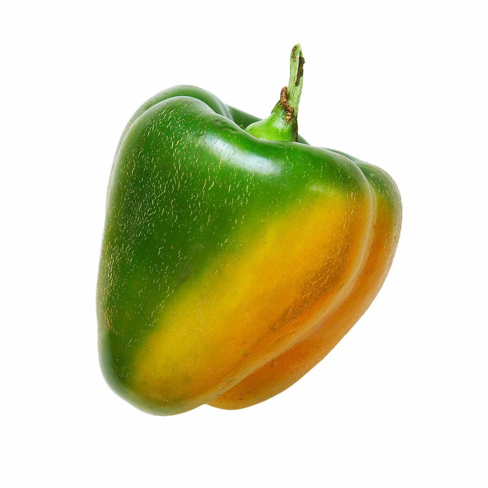 PEPPER-BELL-03-ORANGE-GREEN-ORGANIC-VEGETABLEVEGETABLE-©-JONATHAN-R.-BECKERMAN-PHOTOGRAPHY.jpg