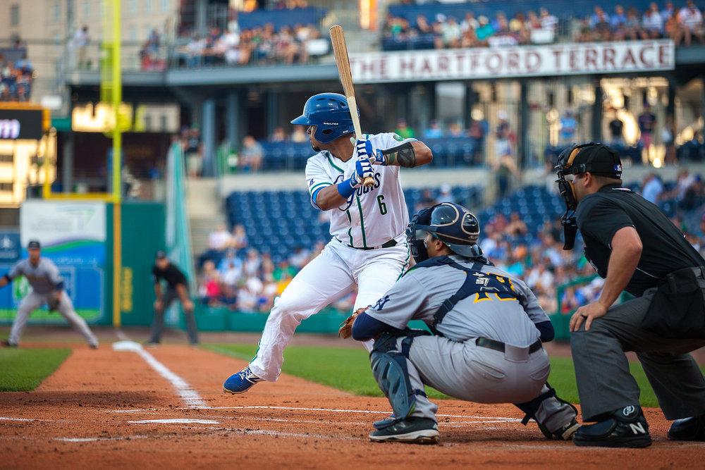 JAN-VAZQUEZ CATCHER HARFORD YARD GOATS COLORADO ROCKIES MLB BASEBALL_061417 © JONATHAN R. BECKERMAN PHOTOGRAPHY 2.jpg