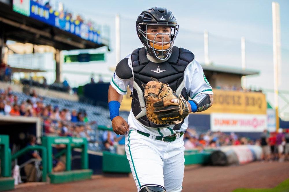 JAN-VAZQUEZ CATCHARFORD YARD GOATS COLORADO ROCKIES MLB BASEBALL_061417 © JONATHAN R. BECKERMAN PHOTOGRAPHY 3.jpg