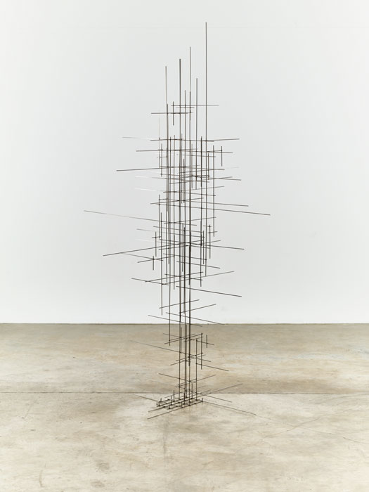 WEAVE, 2014    Anthony Gormley