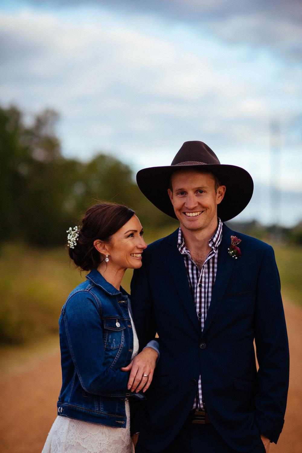 Country Cowboy and Cowgirl Wedding by Gold Coast Wedding Photographers-43.jpg
