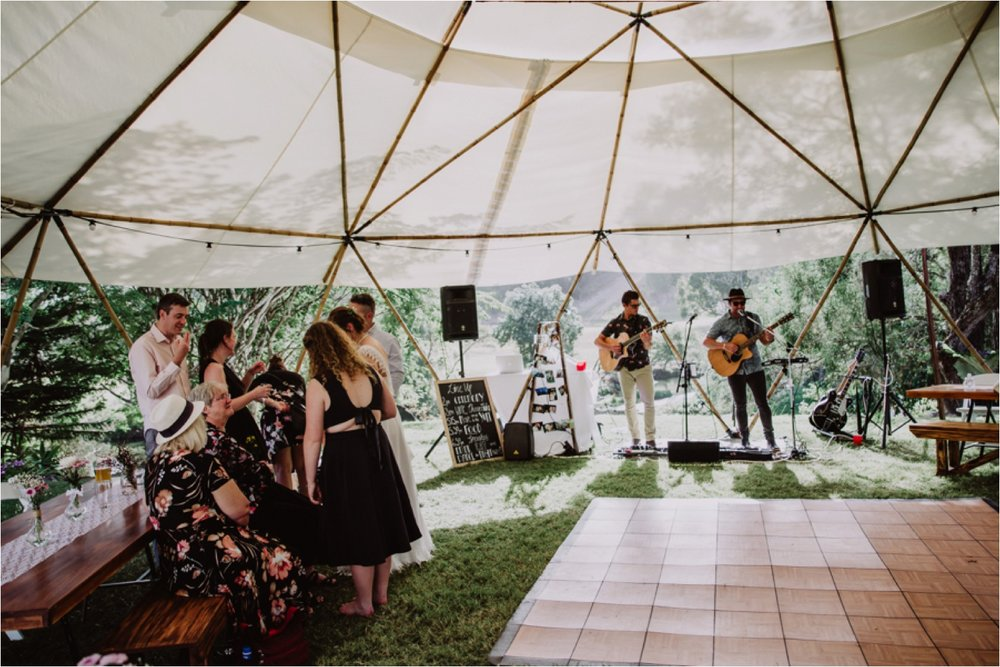 Jake and Andy Wedding Music