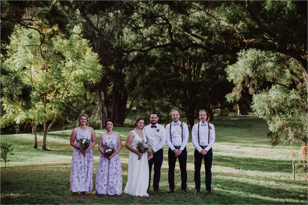 Riverwood Bridal Party Photography
