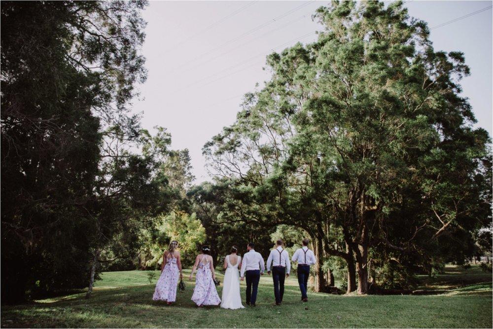 Gold Coast Bridal Party Photography