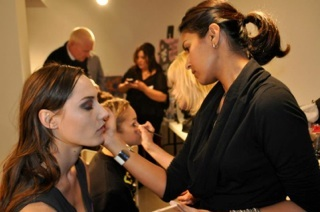 Makeup Artist Nadia Shalini