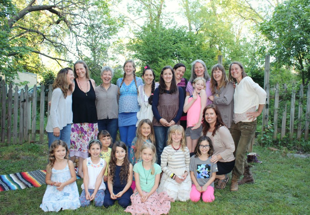 Moon Daughters A Motherdaughter Council Earth Path Education