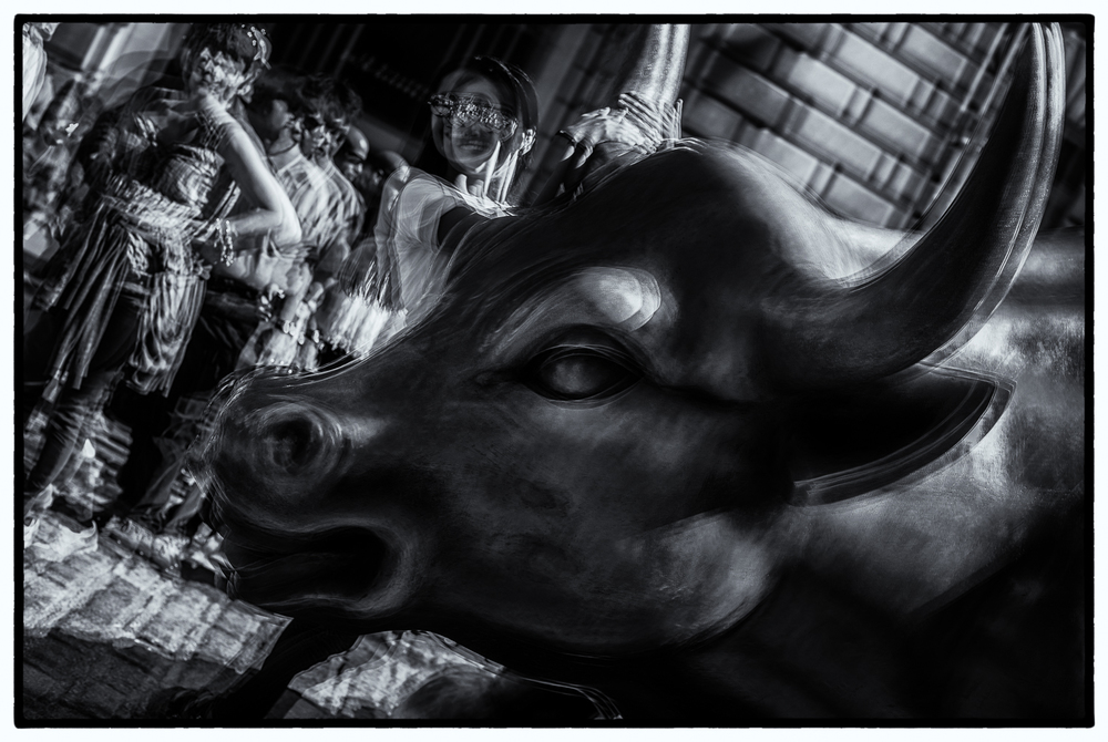 NYC- The Bull