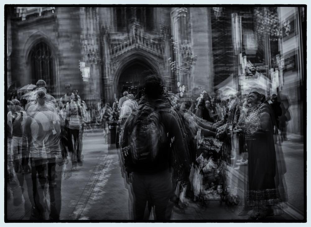 NYC-At Trinity Church
