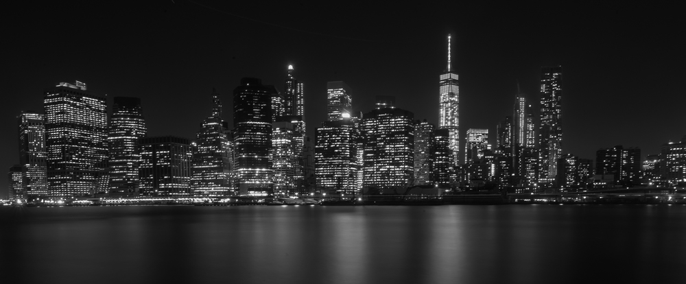 Nightscape II - Manhattan