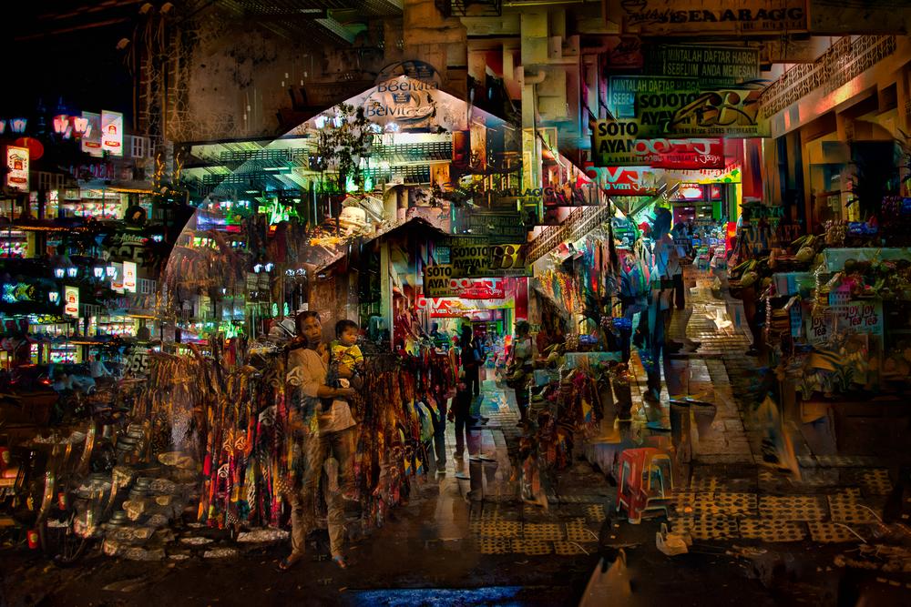 The Market on Malioboro Road - Yogyakarta