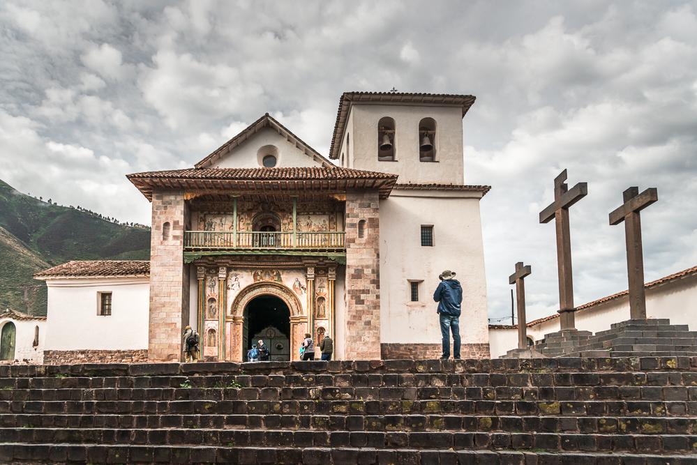 Andahuaylillas Chapel