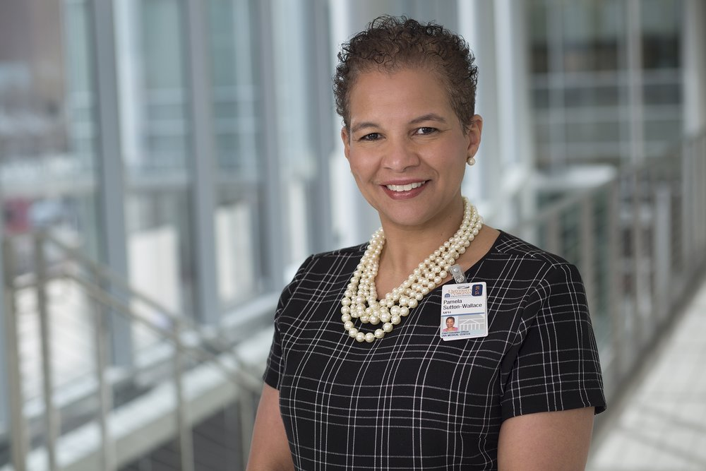 Pam Sutton-Wallace - Before coming to the University of Virginia, Mrs. Sutton-Wallace received her Masters of Public Health degree from Yale University. After serving as Senior Vice President for Hospital Operations of Duke University, she became the CEO of the University of Virginia hospital in 2014. Since then she has been named a