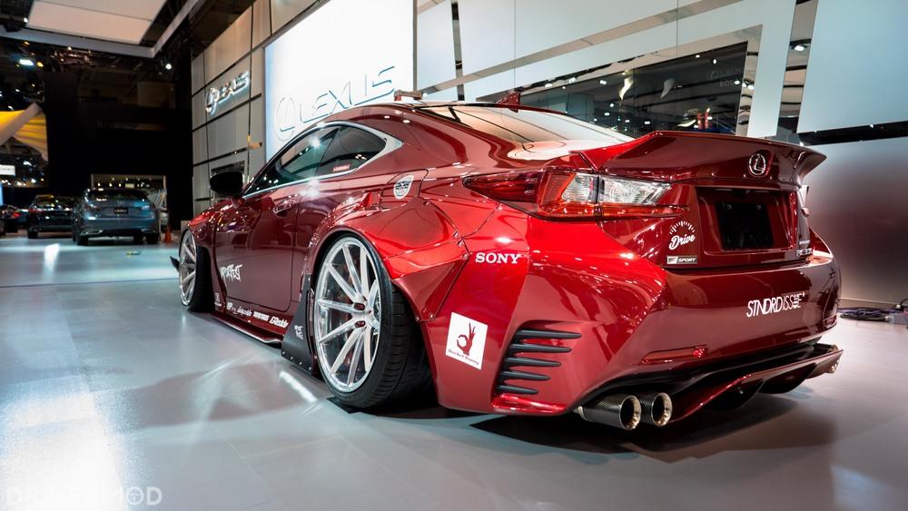 Lexus widebody importfest 2
