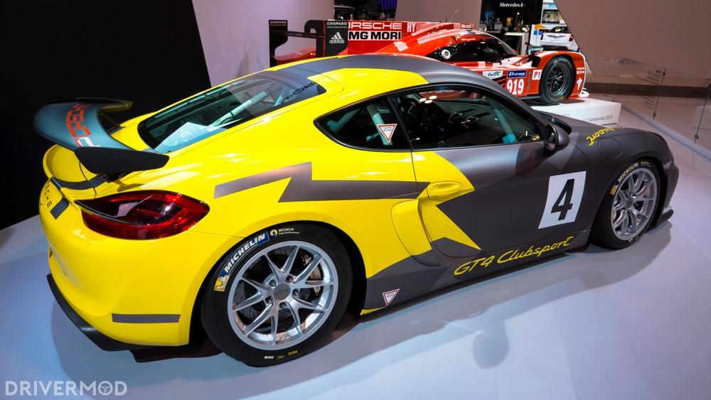 Porsche 911 Cup Car