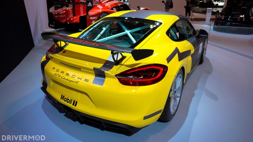 Porsche 911 Cup Car 2