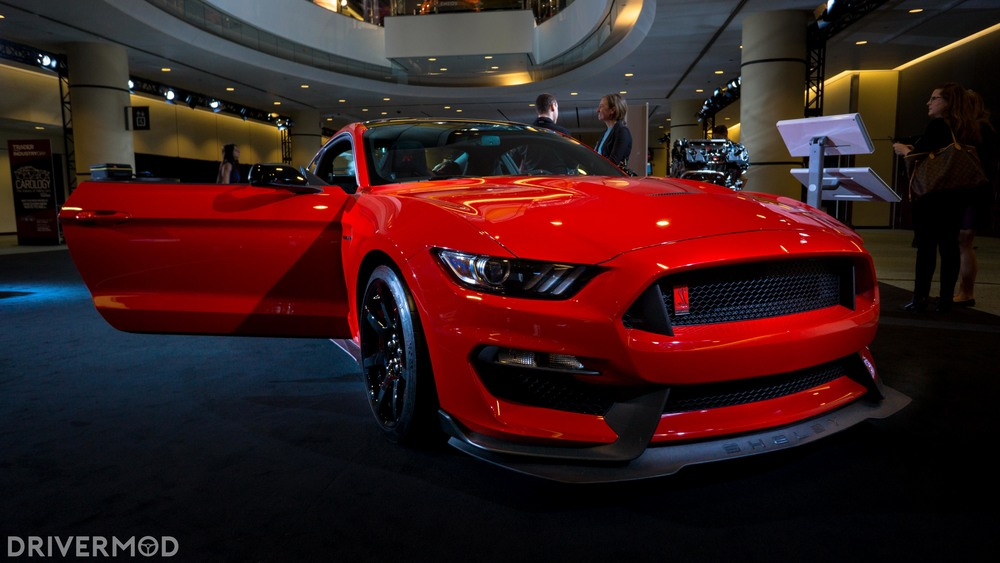 2016 Ford Mustang GT350r 2
