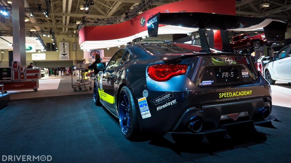 Scion FRS racecar speed academy 4