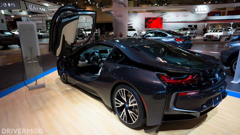 2016 BMW i8 3