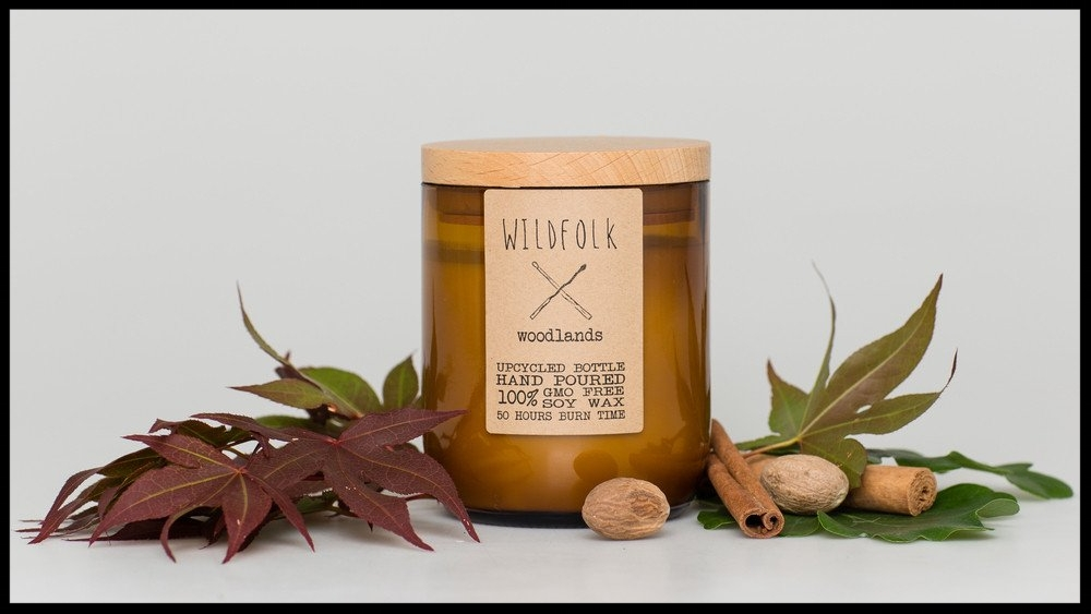 Wildfolk Soy Candles