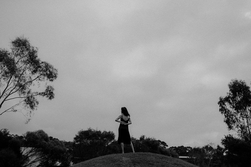 Commoners | V-Slip Dress