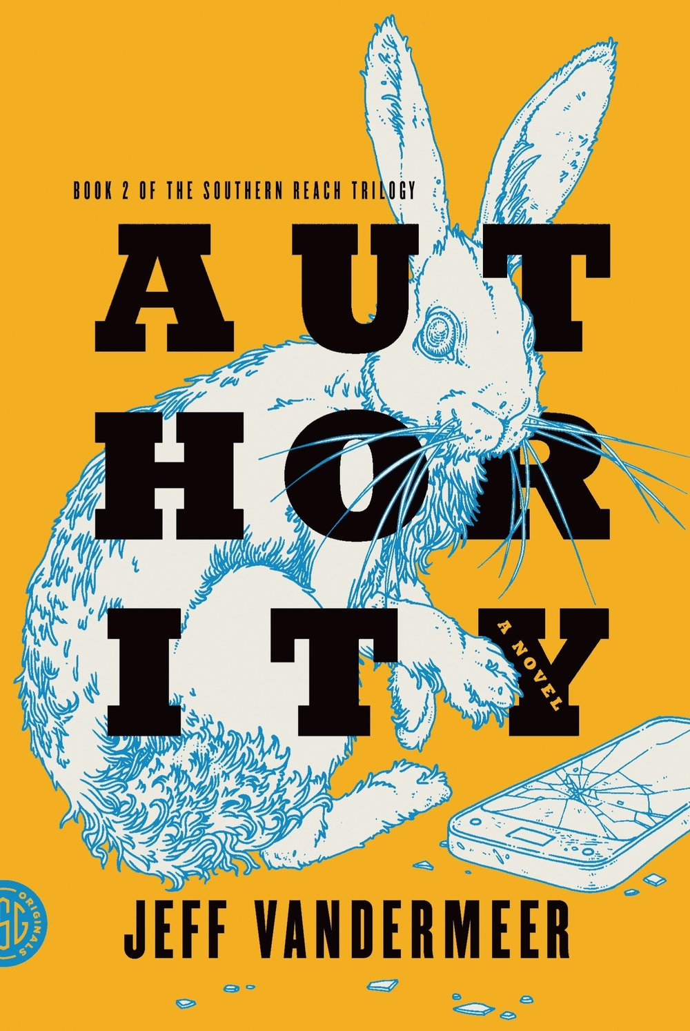 auhority jeff vandermeer