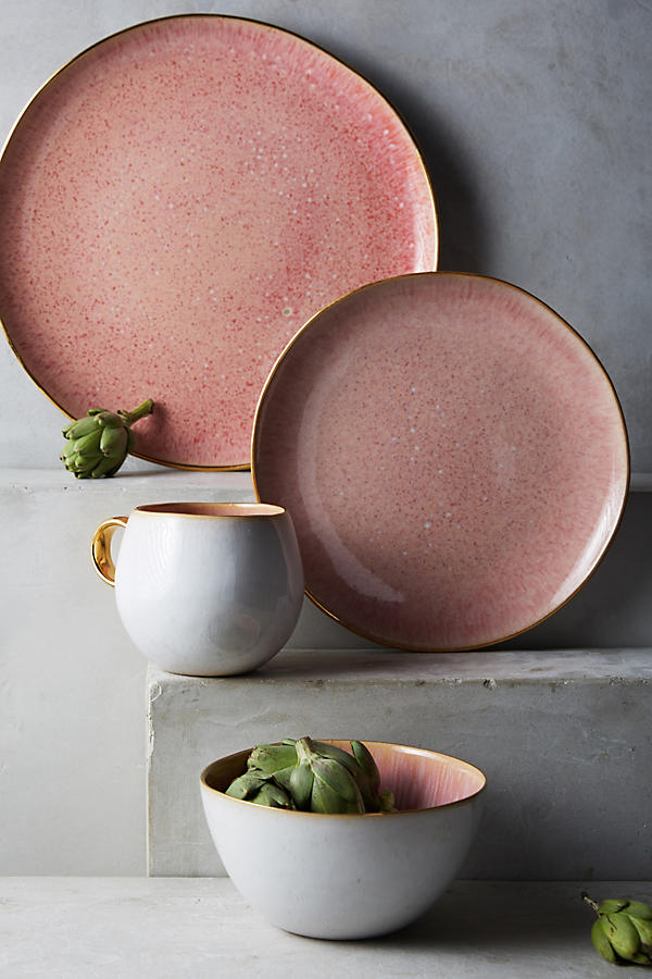 anthropologie perasima dinnerware collection