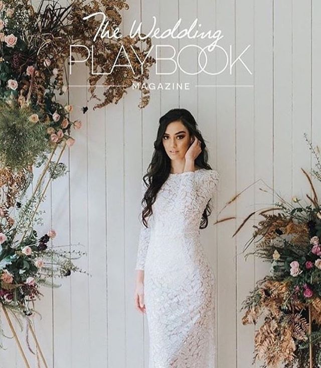 Super thrilled to be among great company in the new edition of @weddingplaybook 🌿 Check out the 'Modern Botanical' styled shoot. . . Photography: @mallorysparklesphoto  Venue: @thegardensclub  Coordination & Model Styling: @weddingplaybook  Styling: @madetomatchevents  Flowers: @woods_and_bloom  Ribbon: @tinctifolia  Furniture: @hamptoneventhire  Bar & Lighting: @theperfectpartyco @outofthedarkeventlighting  Cutlery & Linen: @supperclubco  Stationery: @lindqvist_ink  Cake: @sweetpcakesandcookies  Dresses: @jennifergifforddesigns  Hair & Makeup: @harpierbhf  Model: @chic_brisbane